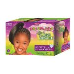 Dream Kids Olive Miracle Anti Breakage No Lye Creme Relaxer System COARSE
